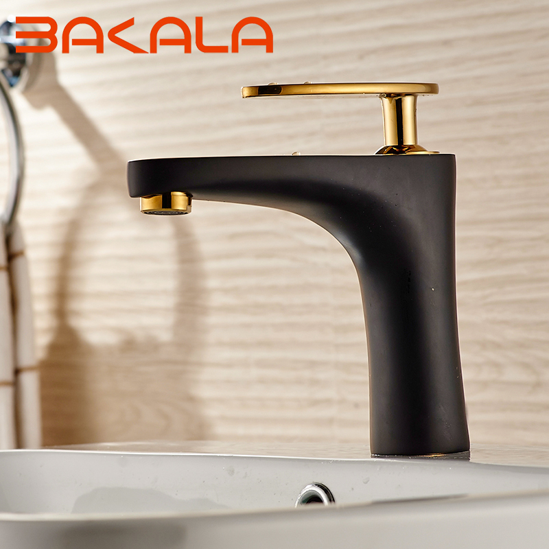 new White Painting Short New Brand Bathroom Hot And Cold Mixer Tap Solid Single Hand Brass Basin Faucet Chrome Faucet 2018A39new White Painting Short New Brand Bathroom Hot And Cold Mixer Tap Solid Single Hand Brass Basin Faucet Chrome Faucet 2018A39