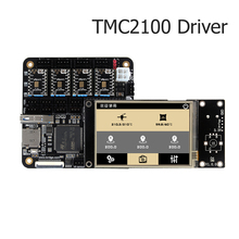 3D printer control board TMC2100 driver with 3.5″ touch screen wired/wifi/TF/Flash directly printing support breakpoint print