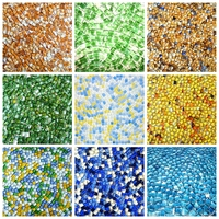 various colors available!! irregula design glass mosaic tiles for kitchen backsplash bathroom shower wall cover hallway border