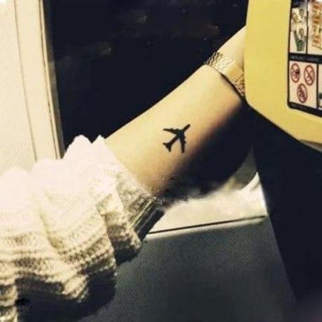 Min Zamówić 05 Tymczasowe Tatuaż Dla Człowieka Kobieta