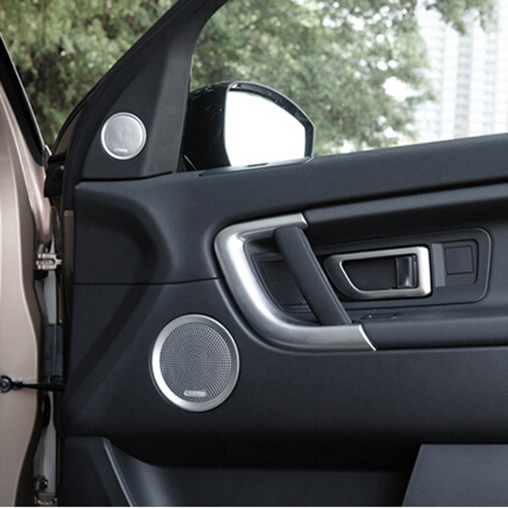 doors Woofer tweeters speakers decorative covers trip sticker trim for land rover discovery sport interior Accessories Mouldings-in Interior Mouldings from ... & doors Woofer tweeters speakers decorative covers trip sticker trim ...