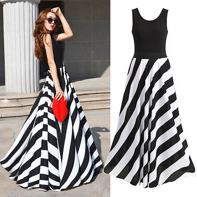 Aliexpress.com : Buy New Ladies Summer Style Maxi Dress Party Long ...