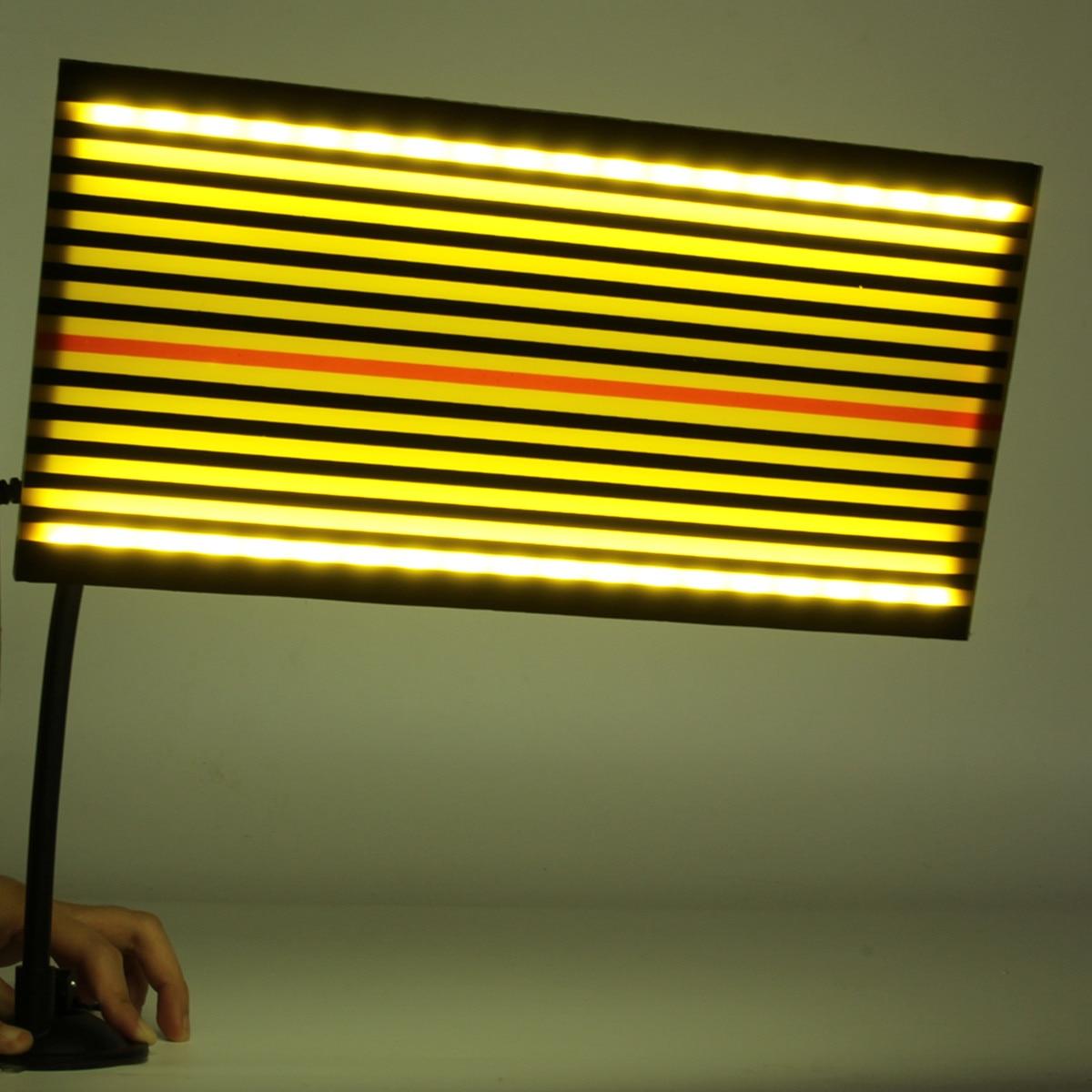 ULED Lamp Scratch Reflector Board Light Line Reflecion