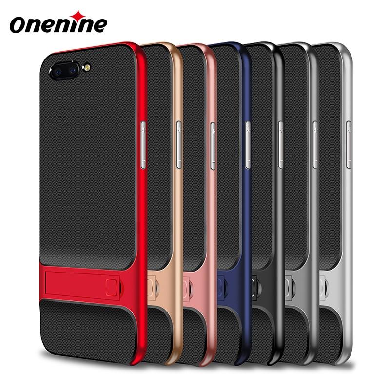 Onenine 3D Kickstand telefonfodral för OPPO R11 fodral skal 5,5 tums - Reservdelar och tillbehör för mobiltelefoner - Foto 2