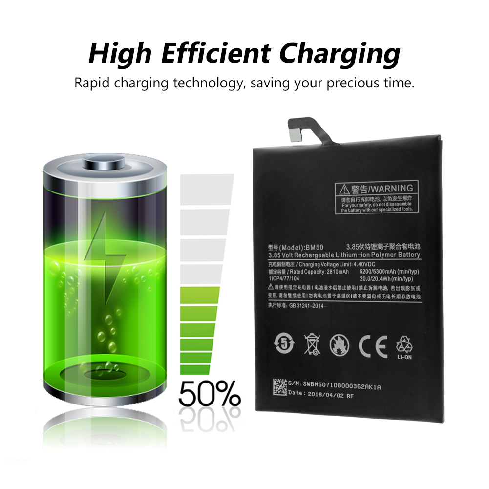 Cellphones & Telecommunications Mobile Phone Parts Have An Inquiring Mind High Quality Phone Rechargeable Battery Bn40 Bn 40 Bn-40 Battery 4100mah For Xiaomi Redmi 4 Pro Replacement Aromatic Flavor