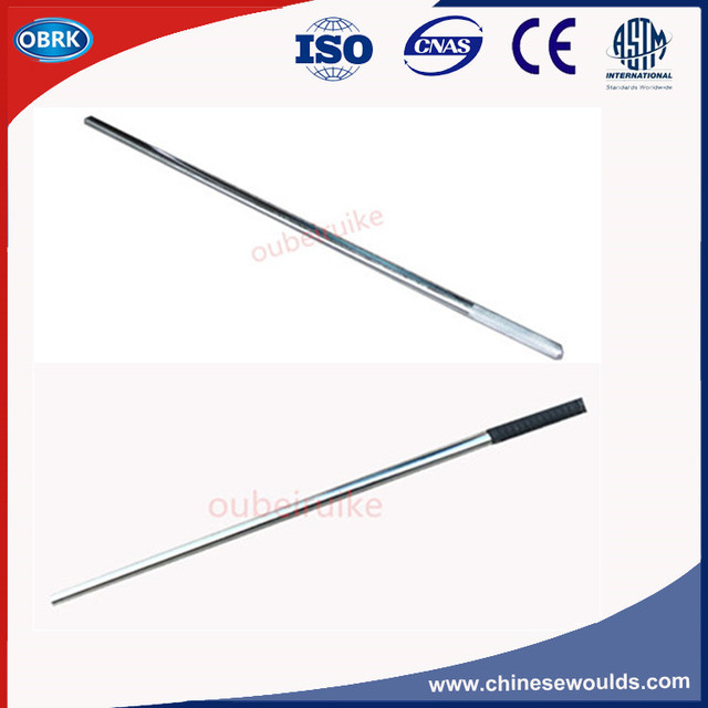 Tamping Rod For Concrete Slump Cone Test Tamping Bars Stainless