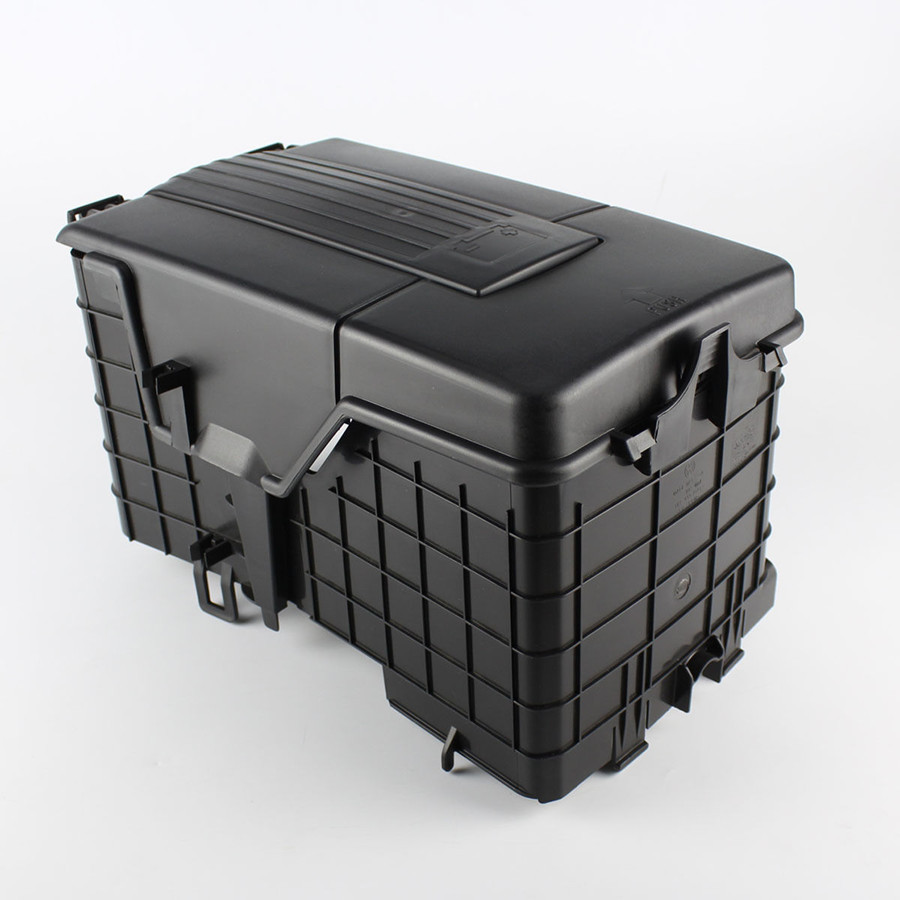 3 pièces Voiture Batterie Plateau revêtement d'habillage Pour VW Jetta Golf MK5 MK6 Passat B6 Tiguan Sharan 1KD 915 335 1KD 9153 36 1KD 915 433