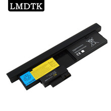 LMDTK New 8cells laptop battery FOR ThinkPad X200T X201T Tab