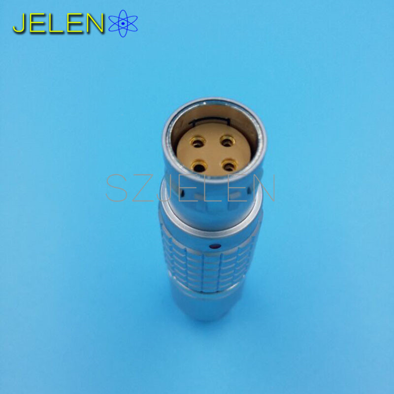 connector 4 pin plug,FGJ.2B.304.CLL, panavision dxl2 cam power plug lemo 1b 6 pin connector fgg 1b 306 clad egg 1b 306 cll signal transmission connector microwave connectors