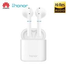 Новый оригинальный huawei Honor Flypods TWS Bluetooth наушники водонепроницаемые V5.0 стерео мини беспроводная бизнес Спортивная гарнитура с микрофоном