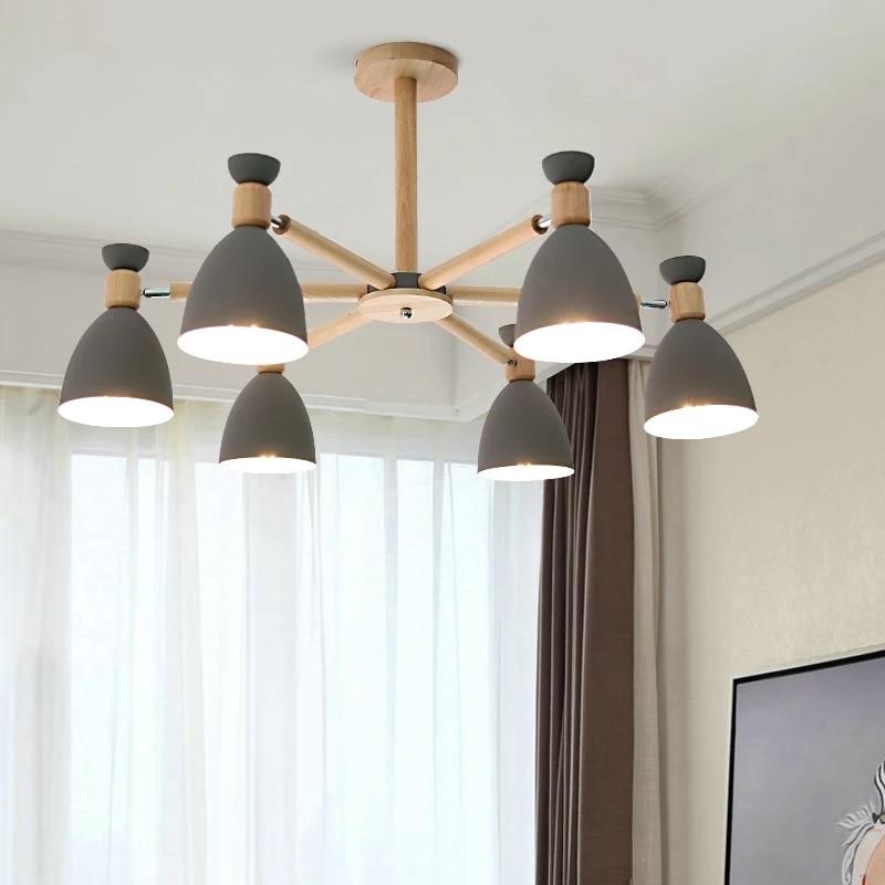 100% Waar Vintage Retro Plafondlamp Eenvoudige Indoor Lamp Houten Verlichting Restaurant Bar Woonkamer Eetkamer Slaapkamer Winkel Winkel Led Lichtpunt Voor Snelle Verzending