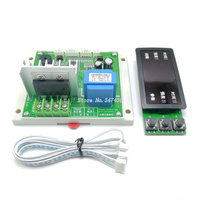 Nova placa de controle da máquina de soldadura do ponto da bateria do pulso dobro|Solda ponto|Ferramenta -