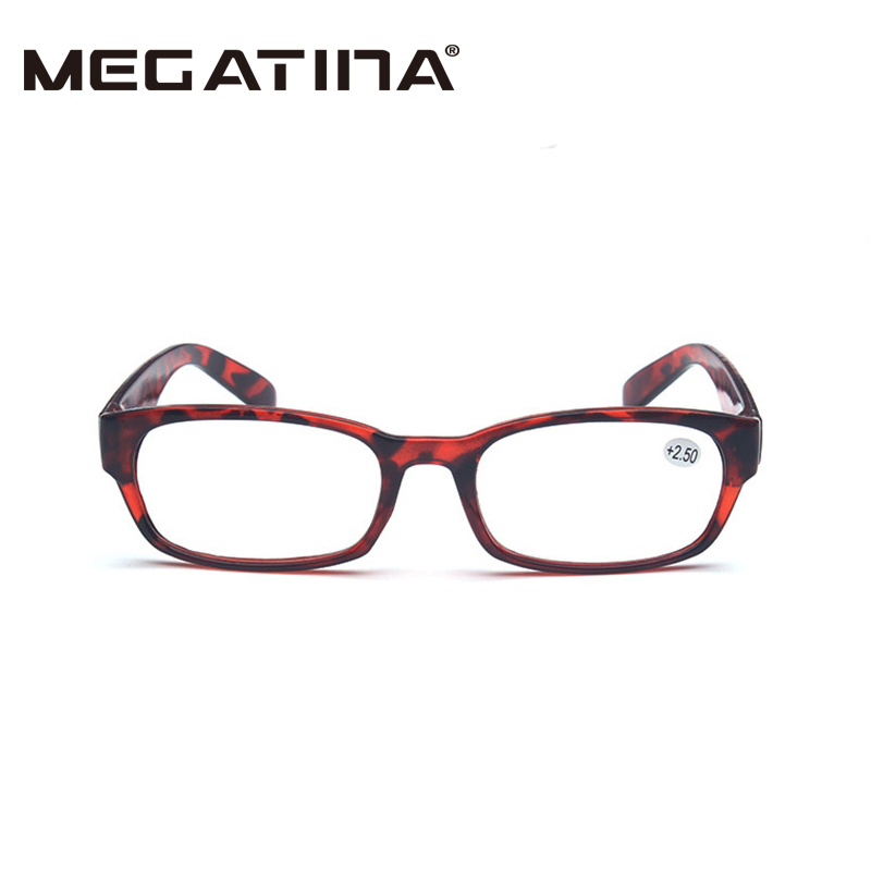 Megatina Nuevo Unisex Mujer Hombre Cómodo Gafas de Lectura Presbicia - Accesorios para la ropa