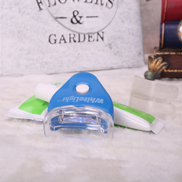 Newest Dental Teeth Whitening Light LED Bleaching Teeth Whitening Tooth Laser Machine Dental Care  Set Tool