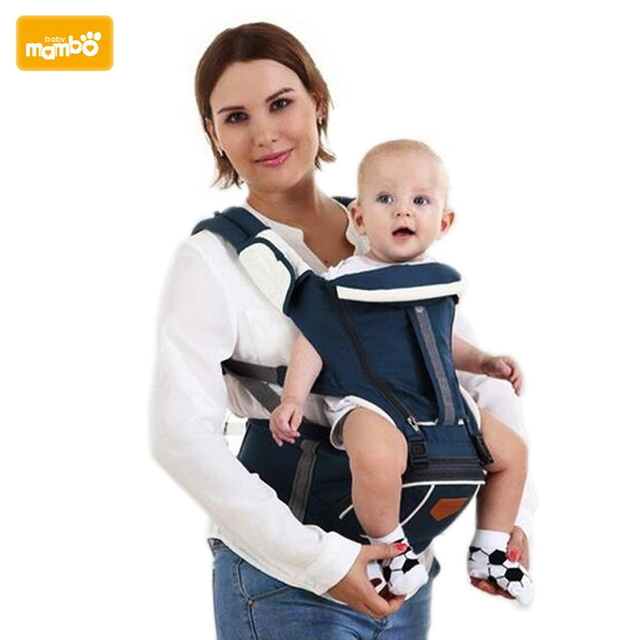 Mambobaby Baby Carrier Winter Summer Baby Sling Baby Backpack Hipseat High Quality Newborn Suspenders New Babies Hip Seat