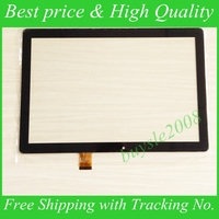 Free Shipping 10 1 Inch Touch Screen Black New For Dexp Ursus P110 Touch Panel Tablet