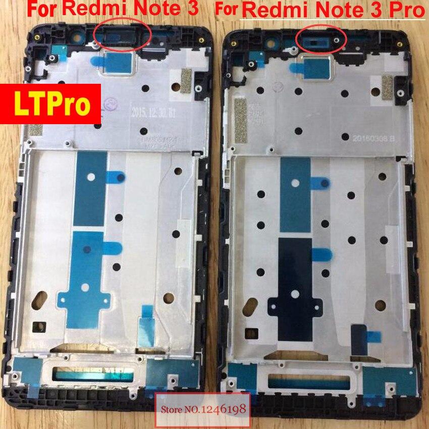 LTPro NUOVO Per Xiaomi Redmi Nota 3/Note 3 Pro Schermo LCD Supporto Medio Telaio Anteriore Bezel cover di Ricambio parti