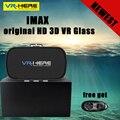 Новейшие Съемный Очистки VR BOX Google Картон II 2.0 Оригинал Здоровый Blue Ray HD 3D Очки + Bluetooth Беспроводной Геймпад