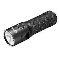 LUMINTOP Wiederaufladbare Taschenlampe SD26 Super Maximale 1000 Lumen Cree XP-L HD LED 5 Modi Max Strahl Distancse 205 Meter