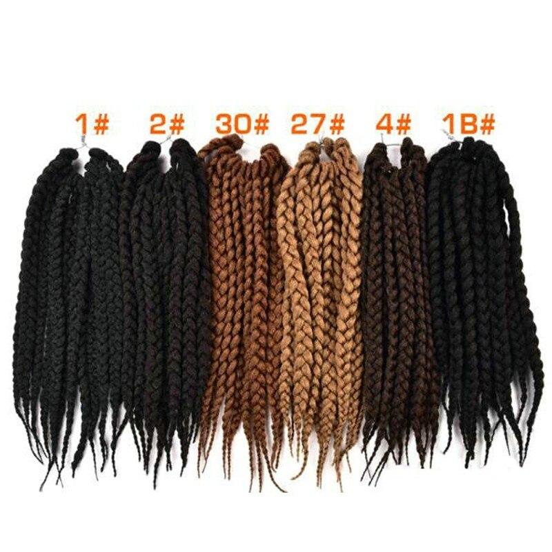 Feibin Πριτσίνια Πριτσίνια Πλεξούδες - Συνθετικά μαλλιά - Φωτογραφία 4