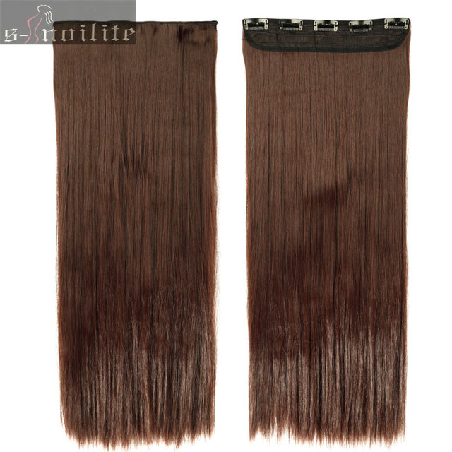 6 light brown 23 inches real thick 34 full head clip in hair 6 light brown 23 inches real thick 34 full head clip in hair pmusecretfo Image collections