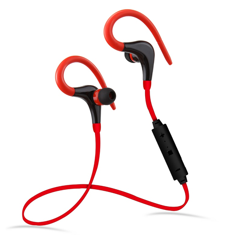 Bluetooth 4.0 Stereo Headset Headphones Wireless Sports Earphone With Mic Volume Control for iPhone Xiaomi Sony PC k5