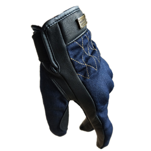 UglyBROS UBG515 gants moto gants bleu noir gants moto moto gants de sport