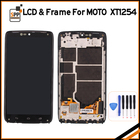 5.2' LCD Display Touch Screen For Moto Droid Turbo XT1254 XT1225 LCD Display Touch Screen with Digitizer Frame Parts
