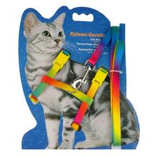 Nylon Cat Harness & Leash