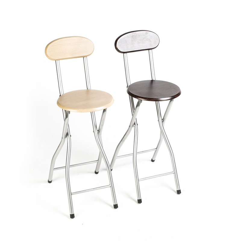 ECDAILY bar stool bar stool fishing chair backrest high