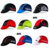 Summer Coolmax Racing Cycling Cap MTB Road Team breathable Pirate Hunting Caps Men Women Bicycle Wear Sun UV Bandana bike Hats
