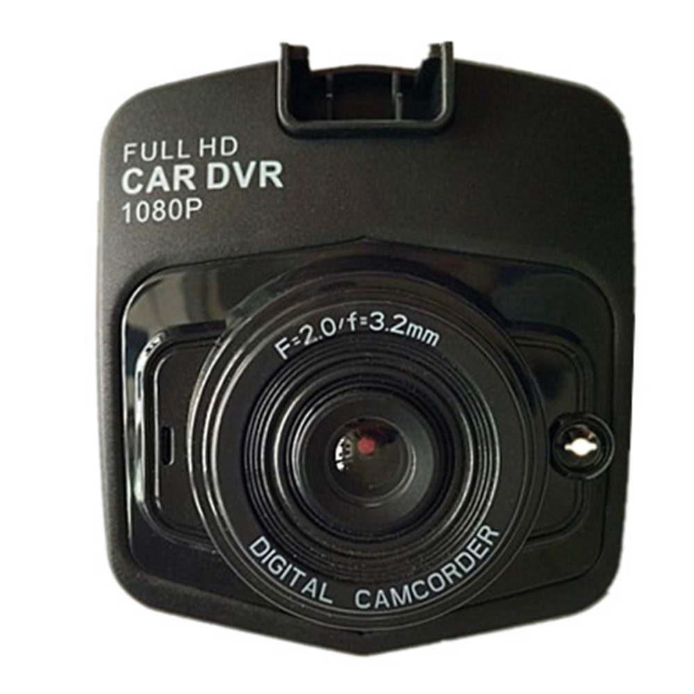 "Universal Car DVR Camera 2.4"" LCD Camcorder Full HD Video Registrator Parking Recorder G sensor Night Vision Dash Cam Hot|Vehicle Camera| |  - title="