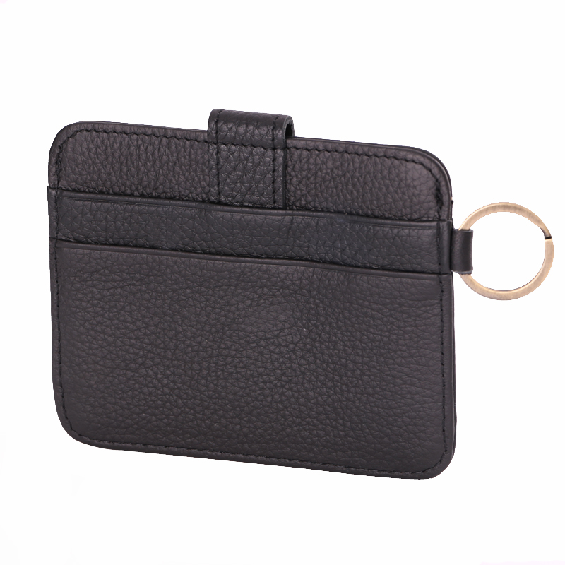 SYNARA Brand Luxury Slim Wallet Men Purse Male clamp for Money Clip walet Small portfolio cuzdan thin black Portomonee carteras