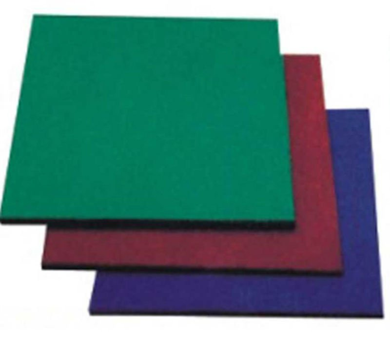 Outdoor Playground Rubber Mat, Rubber Flooring, Rubber Tiles,