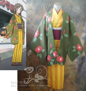 Nanami Momozono shipping lolita princess Kamisama Love Kiss cosplay costume dress robe uniform kimono