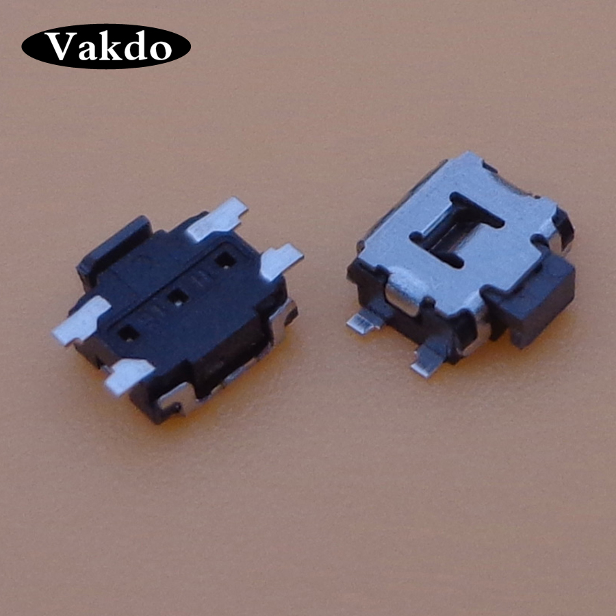 5pcs Power On Off Switch Volume Button Connector Replacement Parts For Nokia 3100 6300 3110C E51 520 905 525 515 N85 N95 N97 X6