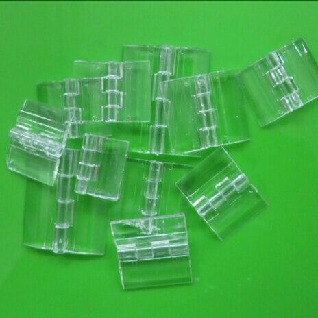 Acrylic Hinge / Plexiglass Hinge / Transparent Hinge H25X33MM 50PCS