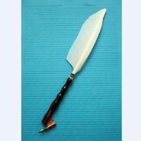 Rosewood Copperplate Script Antique Drop Oblique Feather Pen Calligraphy Dip Pen with Adjustable Flange