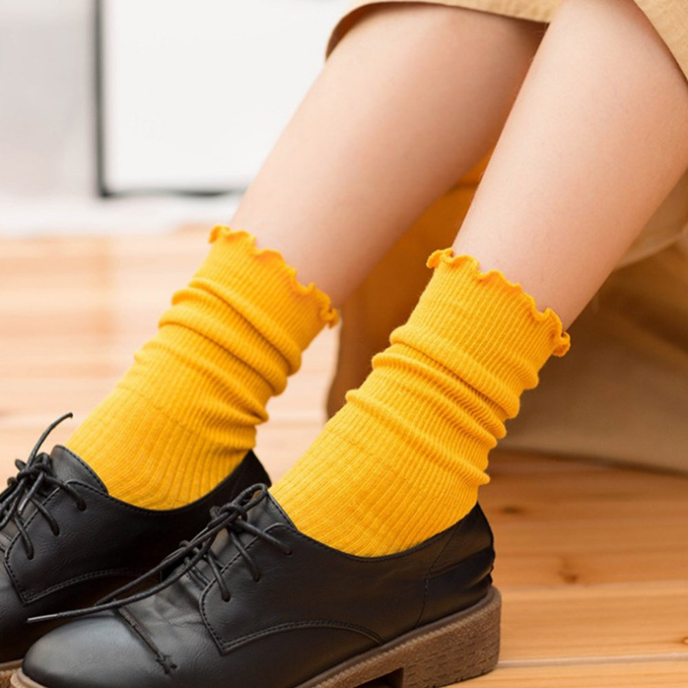 Winter Loose Cotton Socks