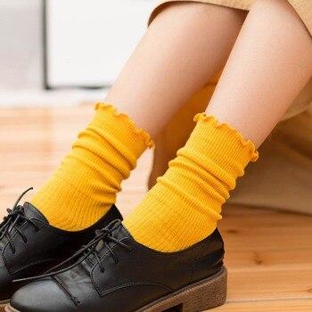 Winter Loose Cotton Socks