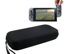 2017 Hot Sale Hard Protective Carrying Case Pouch Bag For Nintendo Switch NS Vedeo Game Console Accessories Black