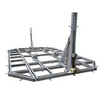 Boden Rahmen Trog Strahl Korrektur Instrument Blatt Metall Korrektur Plattform Große Rahmen Breite Große Wartung Ausrüstung