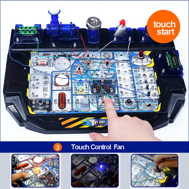 Physical Experiment Toy Science Education Toy Creative Physics Experiment Technology Learning Toys for Children BLWLSY