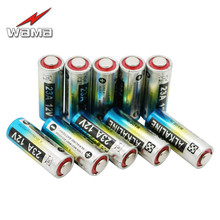 15pcs/lot A23 23A 12V 23AE 23MN Battery  Alkaline Dry Batteries For Doorbell, Alarm, Remote Controller, Toys
