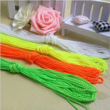 100Pcs/pack yoyo String Accessories Gyro Polyester Nylon Rope YOYO Rope Professional YO YO Accessories yoyo Line(China)