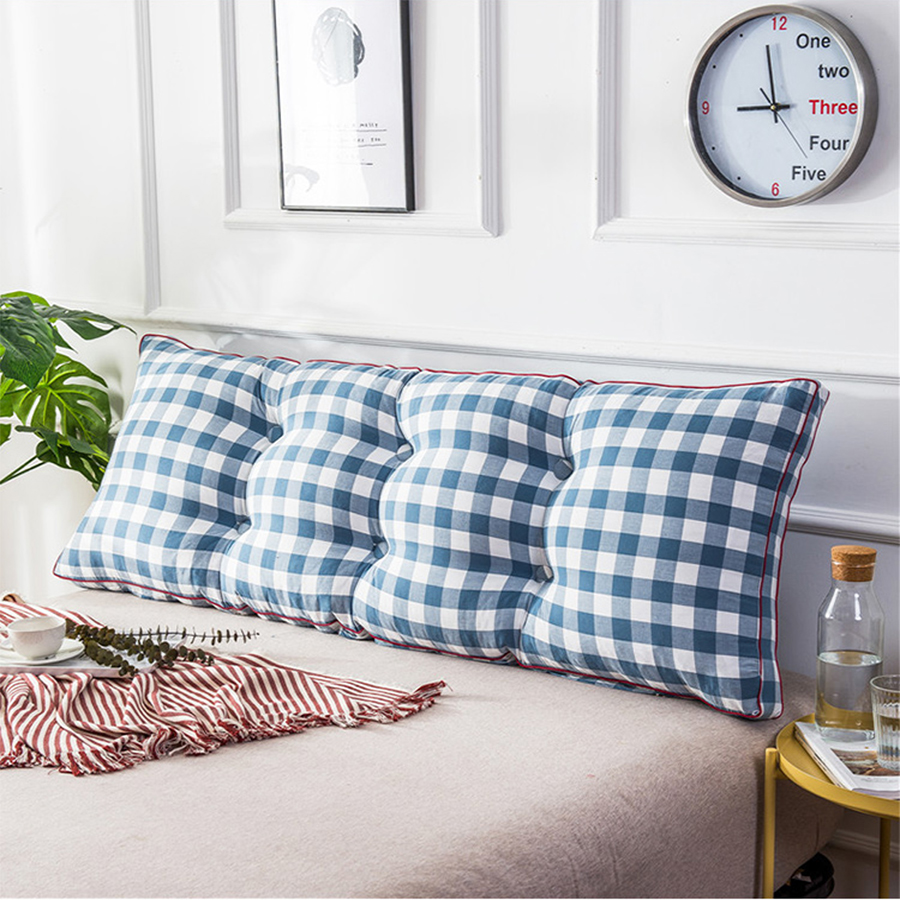 Big Print Cushions Home Decor Luxury Cojin Rectangular Design Nordic Home Minimalist Decor Cojines Grandes Grand Coussin 60KOA97