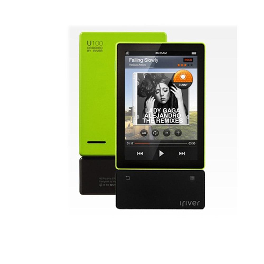 iriver U100 8GB Wi Fi Wireless Internet MP3 MP4 Media ...