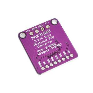 Image 3 - 31865 MAX31865 RTD platinum resistance temperature detector module PT100 to PT1000