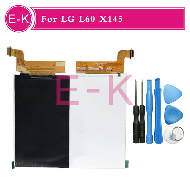 Original For LG L60 X145 X140 LCD display Screen Replacement + Tools Free shipping