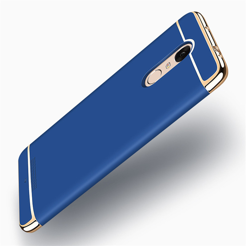 ElAIDE Luxus Scrub PC-Handyhüllen Xiaomi Redmi Note 4 Hülle 3 s - Handy-Zubehör und Ersatzteile